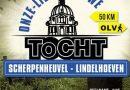 De 9de editie al 👊🏻 Onze Lieve Vrouwe Tocht < Scherpenheuvel > t'Linne. Inschrijven kan via olv@outlook.be